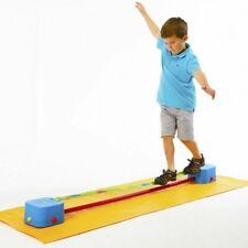 Kit de corde d'équilibre  -Slackers - 1 Slackline 1,5 m et 1 Barre d'ancrage