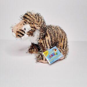 Ganz Webkinz Tiger Plush Stuffed Animal Sealed Code HM032