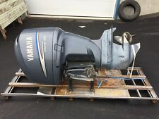 "2005 Yamaha F250 250 hp 4-Stroke 25"" Outboard Boat Motor Engine Four Counter 225"