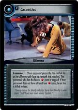 Star Trek CCG 2E These Are The Voyages Casualties 12R3