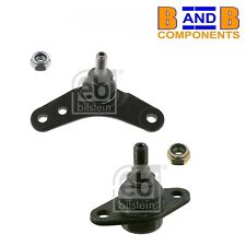 BMW MINI R50 R52 R53 FRONT OUTER & INNER LOWER BALL JOINT L/H FEBI A1576