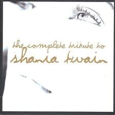 Complete Tribute to Shania Twain by Various Artists (CD, Apr-2003, 2 Discs, Big Eye Music)