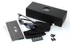 NEW IN BOX: OAKLEY X-Metal Juliet Sunglasses, Carbon / Black Iridium, 04-148