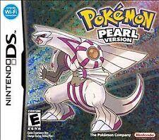 Pokemon: Pearl Version (Nintendo DS, 2007) - European Version