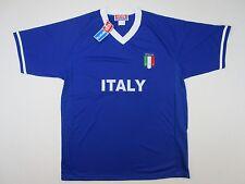 NWT * ITALY ITALIA Football Soccer jersey shirt maglia by EB Sports Sz Medium