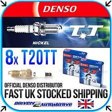 8x DENSO T20TT NICKEL TT SPARK PLUG FOR CHEVROLET TAHOE 5.3 09.03-12.06