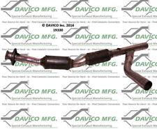 Catalytic Converter-Exact-Fit Right Davico Exc CA 19330