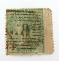 .GREAT BRITAIN 1856 1/- ONE SHILLING WATERMARKED UH STAMP.