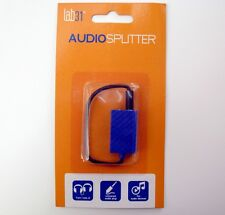 Cable separateur doubleur audio Jack splitter adapter MP3 iphone ipod ipad...