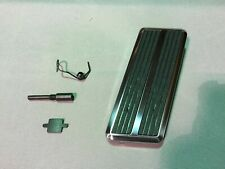Accelerator Pedal Pad W/ Bezel Cuda Hardware Gas Pedal 1971-1972 A B C E