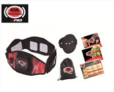 Manuelle Massagegeräte Haushaltsgeräte Bauch-weg-abnehm-massage-gürtel Rücken Po Beine Vibro Infrarot Thermal Slim Belt 100% Original