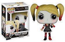 Funko Pop Heroes Batman Arkham Knight Harley Quinn Vinyl Figure Toy #72
