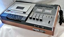 Vintage TEAC 350 STEREO CASSETTE DECK; Xlent Cond.; Runs Smoothly