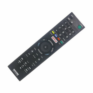 New TV Remote Replacement for Sony XBR-43X830C XBR65X907C XBR-65X850D