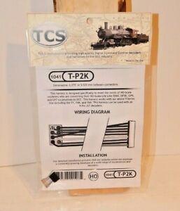 TCS #1041 DCC T-P2K Harness NEW