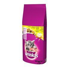 14 kg WHISKAS JUNIOR Huhn Katzenfutter Food for cat BRAVAM 5900951014369