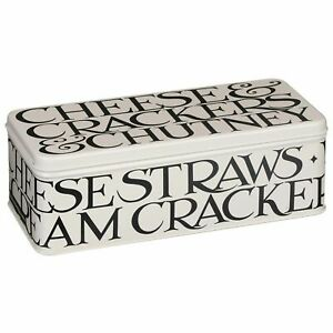 Emma Bridgewater Tin - Cheese and Crackers