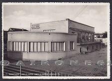 PAVIA MORTARA 39 ASILO NIDO Cartolina FOTOGRAFICA 1938 viaggiata