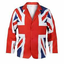 Union Jack Flag Classic Style Jacket  MOD