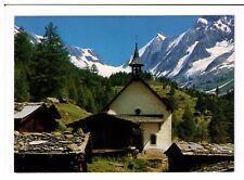 Postcard: Kuhmatt in Lotschental/Wallis, Switzerland
