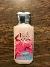 Bath and Body Works Pink Chiffon Body Lotion 8 fl oz