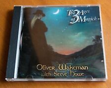 Oliver Wakeman, Steve Howe, 3 Ages Of Magick, CD, 2001, Combined Shipping