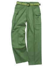 US army seconde guerre mondiale HBT Pantalon de champ Taille S d'Uniformes