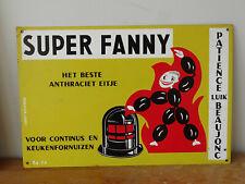 V8589 Super Funny - SCHILD - Blechschild - Niederländisch