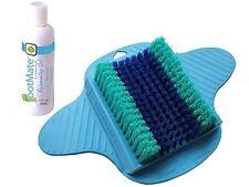 Skin Circulation Massage Feet Scrub Bath Shower Foot Scrubber Massager Care Time
