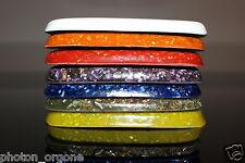 Eau alimentaire orgone tarification coaster disc 23k gold laiton cuivre pyrite quartz jade
