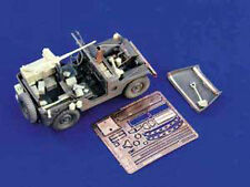 VERLINDEN 1548 M38 Jeep detail set scala 1/35