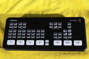 Blackmagic ATEM Mini Videomischer, Stream Deck / Web Streaming Mixer
