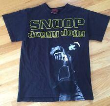 Vintage 2005 Snoop Doggy Dogg Death Row Records Rap Tee T Shirt Small S