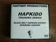Hapkido DVDs by Fariborz Azhakh