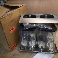 More details for rosetto ice cream topping dispenser ez-serv restaurant professional unused read!