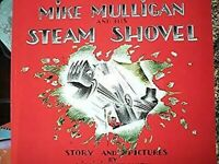 Mike Mulligan And His Steam Shovel por Burton, Virginia Lee