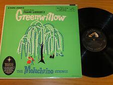 "LIVING STEREO POP LP - MELACHRINO STRINGS - RCA 2229 - ""MUSIC FROM GREENWILLOW"""