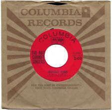 CONNIFF, Ray, Singers  (Invisible Tears)  Columbia 4-43061 = VINTAGE record