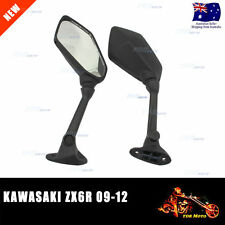 Kawasaki Ninja ZX6R 600 Racing Motorcycle Rear View Mirrors Left/Right OEM type