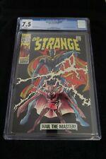 Doctor Strange # 177 CGC 7.5 02/69 Doctor Strange Dons A New Costume Gene Colan