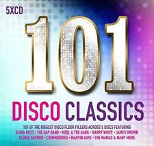 Various Artists - 101 Disco Classics / Various [New CD] Boxed Set, UK - Import