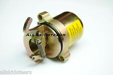 Bobcat Fuel Shut Off Diesel Deutz 863 864 873 883 Skid Steer Loader stop gas