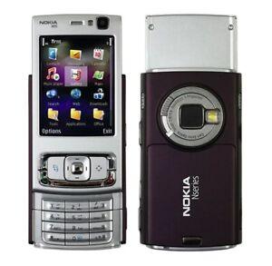 NOKIA N95 Handy Dummy Attrappe ☆ retro mobile ☆ Selten ☆ Sammler ☆ Vintage