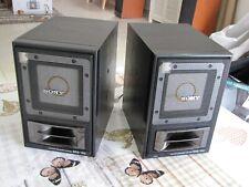 SONY SRS-150  active speaker system de 1990    excellent état