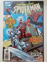 THE AMAZING SPIDER-MAN #430 (1998) 1ST APPEARANCE COSMIC CARNAGE! SILVER SURFER!