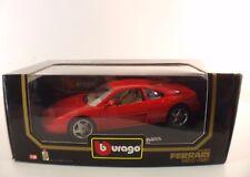 Burago n° 3039 Ferrari 348 B 1989 neuf en boite 1/18