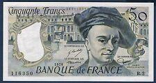 FRANCE - 50 FRANCS QUENTIN DE LA TOUR Fayette n° 67.1 de 1976 en NEUF R.2 116350