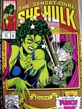 The Sensational SHE HULK n°47 1993 ed. Marvel Comics   [G.224]