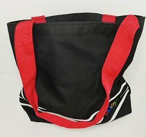 Black Ebay Shopping Bag With Ebay Logo
