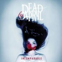"DEAD BY APRIL ""INCOMPARABLE"" CD NEW+"
